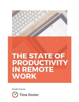 state of remote work cover image